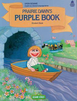 Open Sesame: Prairie Dawn's Purple Book Stage D