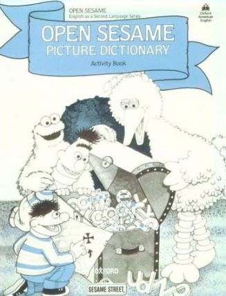 Open Sesame Picture Dictionary: Activity Book