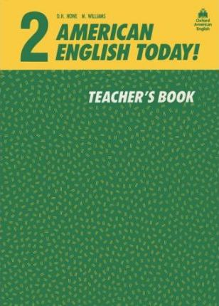 American English Today!: Teacher's book Level 2