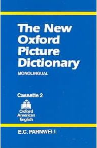The New Oxford Picture Dictionary: Cassettes