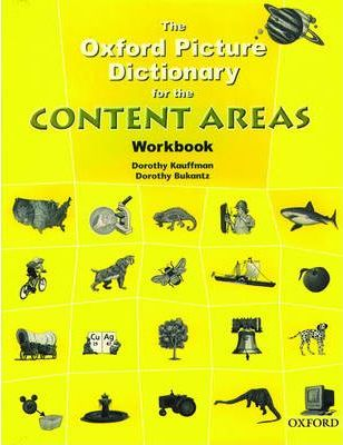 The Oxford Picture Dictionary for the Content Areas: Workbook