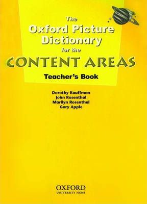 The Oxford Picture Dictionary for the Content Areas: Teacher's Book