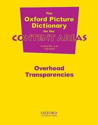 The Oxford Picture Dictionary for the Content Areas: Colour Transparencies