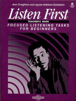 Listen First: Teacher's Book