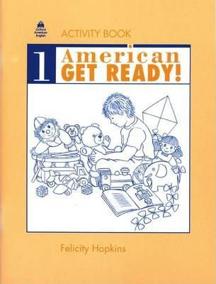 American Get Ready!: Activity Book Level 1
