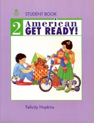 American Get Ready!: Student Book Level 2