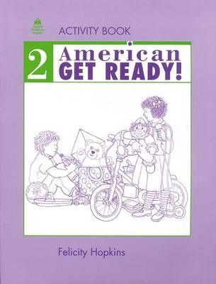 American Get Ready!: Activity Book Level 2
