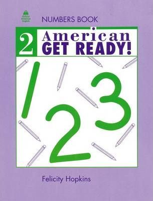 American Get Ready!: Numbers Book Level 2