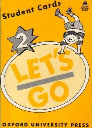Let's Go: Student Cards Level 2
