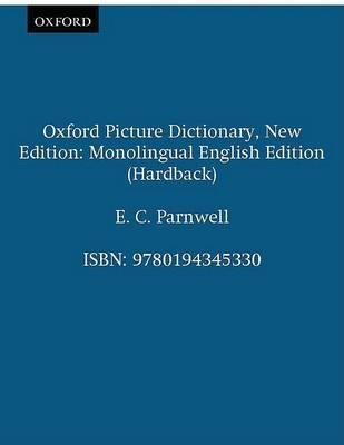 The New Oxford Picture Dictionary: Monolingual Edition