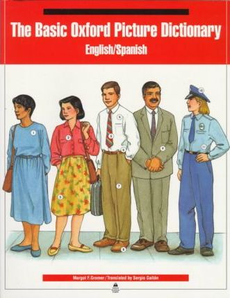 The Basic Oxford Picture Dictionary: English/Spanish Edition