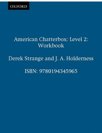 American Chatterbox: Workbook Level 2