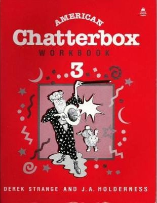 American Chatterbox 3: 3: Workbook