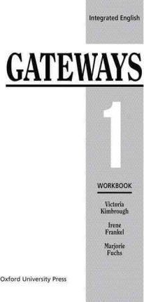 Integrated English: Workbook Bk.1