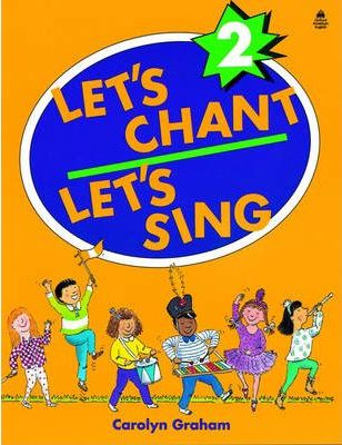 Let's Chant, Let's Sing: Student Book Level 2