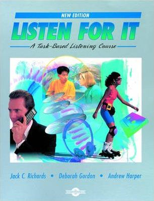 Listen for it: Student Book