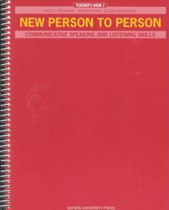 New Person to Person: Teacher's Book Pt.2