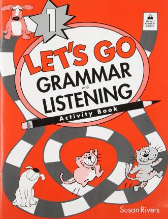 Let's Go Grammar and Listening: 1: Activity Book