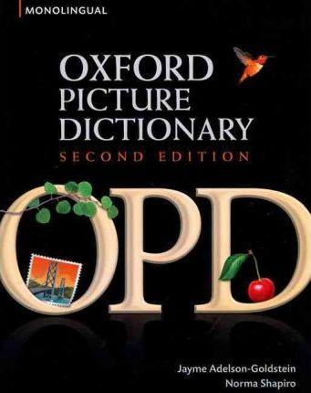 The Basic Oxford Picture Dictionary: Basic Oxford Picture Dictionary 2nd Edition CD's (3)