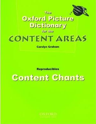 Oxford Picture Dictionary for the Content Areas: Content Charts