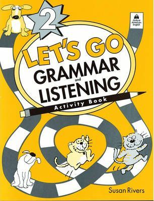 Let's Go Grammar and Listening: Pack 2