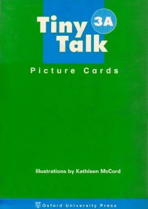 Tiny Talk: Picture Cards A Level 3