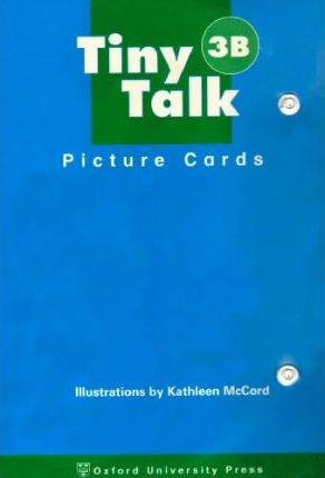 Tiny Talk: Picture Cards B Level 3