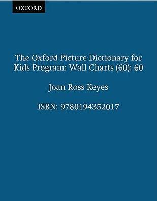 Oxford Picture Dictionary for Kids: Wall Charts