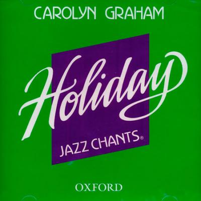 Holiday Jazz Chants: Compact Disc