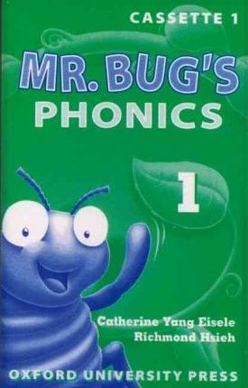 Mr Bug's Phonics: Cassette 1