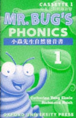 Mr. Bug's Phonics: Cassette 1