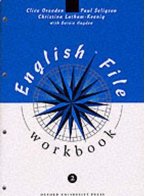 English File: Workbook with key Level 2