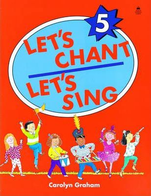Let's Chant, Let's Sing: Student Book Level 5
