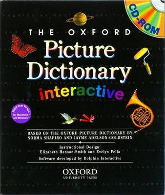 The Oxford Interactive Picture Dictionary: Single User Licence