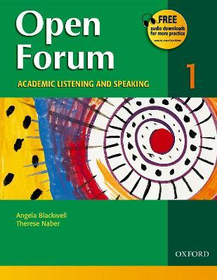 Open Forum 1: Student Book