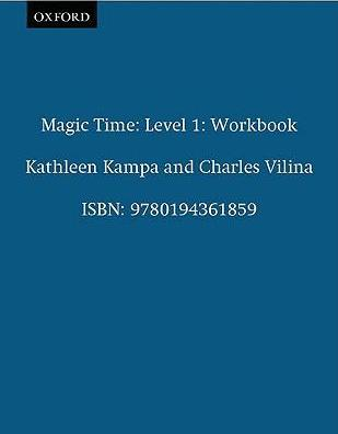 Magic Time 1: Workbook
