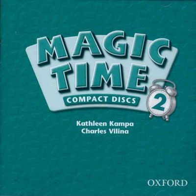 Magic Time 2: Audio CD