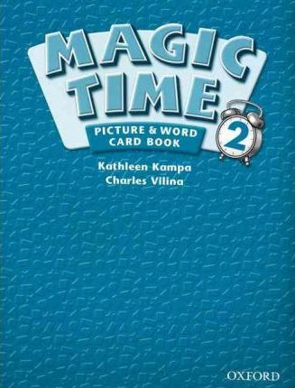 Magic Time 2: Picture & Word Card Book
