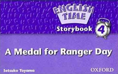 English Time: Storybook Cassette Level 4