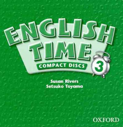 English Time 3: Audio CD