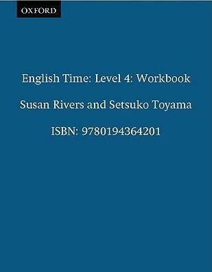 English Time 4: Workbook
