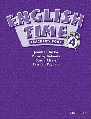 English Time 4: Teacher's Book