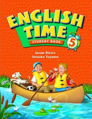English Time 5: Student Book