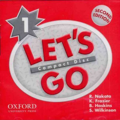 Let's Go: 1: Audio CD