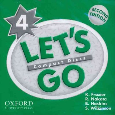 Let's Go: 4: Audio CD