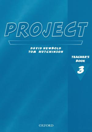 Project 3 Second Edition: Teacher's Book