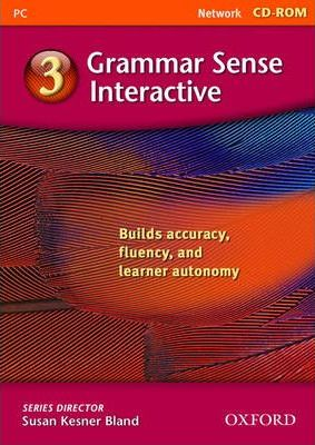 Grammar Sense: Interactive CD-ROM (High Intermediate to Advanced) Level 3