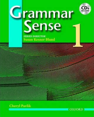 Grammar Sense 1:: Student Book and Audio CD Pack