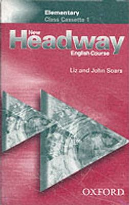 New Headway English Course: Class Cassette Elementary level