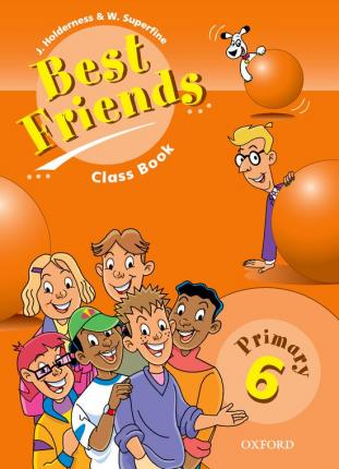 Best Friends 6: Class Book